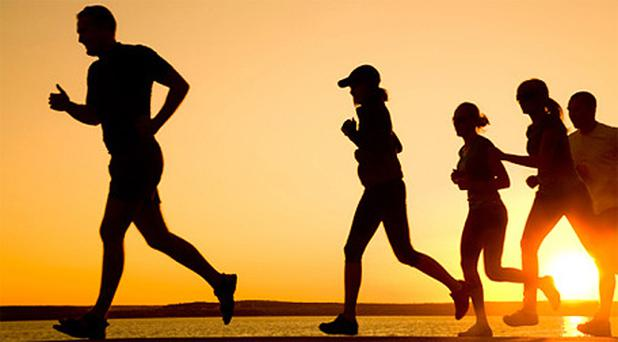 Jogging for just an hour a week can help you live longer. Photo: Thinkstock