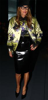Queen of style: Anna Dello Russo