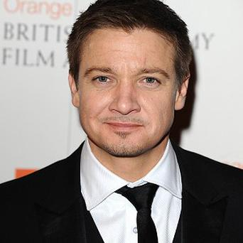 Jeremy Renner is the leading man in The Bourne Legacy