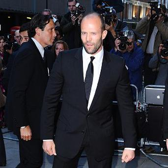 Jason Statham will be reunited with his castmates in The Expendables 2