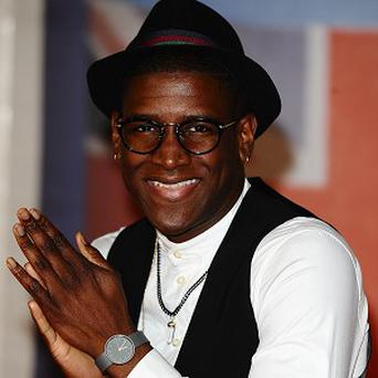 Labrinth has been working on new material with Usher