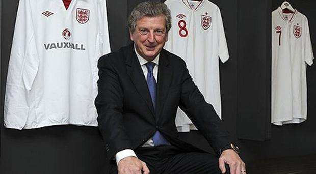 Who are you: senior figures in German football surrprised that FA have appointed Roy Hodgson as England manager. Photo: Reuters