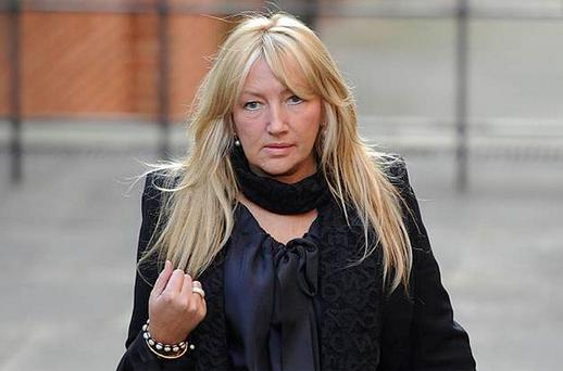 Trinity Mirror Chief Executive Sly Bailey, who announced she is stepping down and is expected to leave by the end of the year. Photo: PA
