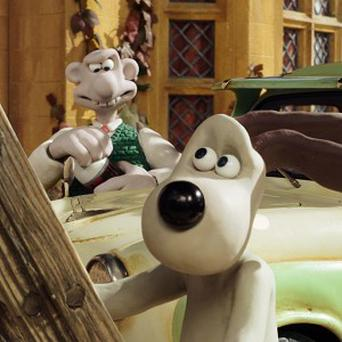 Wallace and Gromit star in the new short film A Jubilee Bunt-a-thon