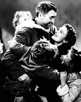 A WONDERFUL LIFE? Well, it might be a little better if those burdened by debt could be given a second chance through a personal debt forgiveness scheme
