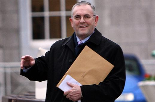 John McGuinness: made public comments about inquiry