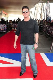 File photo dated 22/03/12 of Simon Cowell, who feels