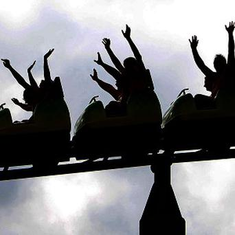 Riding a rollercoaster could help increase self-confidence and reduce levels of anxiety, according to a study