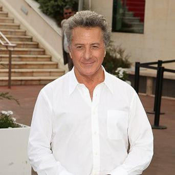 Dustin Hoffman waited with a cardiac arrest victim in Hyde Park until ambulance crews arrived
