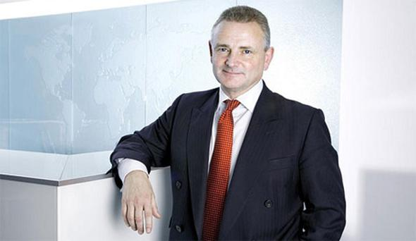 Andrew Moss: will be remembered more for his affair with the wife of Aviva's head of HR than his stewardship of the company