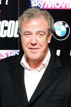 File photo 13/12/11 of Top Gear presenter Jeremy Clarkson who has been cleared of breaching the broadcasting code by watchdog Ofcom after comparing a Japanese car to people with growths on their faces. PRESS ASSOCIATION Photo. Issue date: Tuesday May 8, 2012. The presenter got into trouble after 41 people complained following the comments on Top Gear in February. He made the comments while talking about a camper van and then slurred his speech in what appeared to be an impression of the Elephant Man, before co-presenter Richard Hammond called the vehicle an