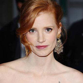 Jessica Chastain was rumoured to be playing a scientist in the new Iron Man film