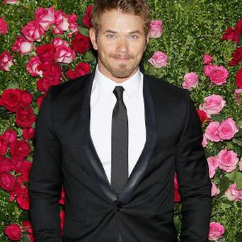 Kellan Lutz is in the frame for a role in Kid Cannabis