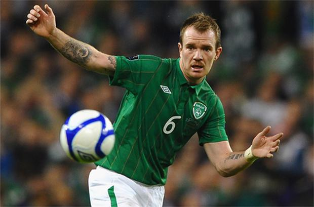 Glenn Whelan will be aiming to prove the doubters wrong once again during Euro 2012