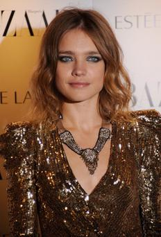 LONDON, ENGLAND - NOVEMBER 01: Natalia Vodianova attends the Harper's Bazaar Women Of The Year Awards on November 1, 2010 in London, England. (Photo by Ian Gavan/Getty Images)