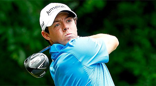 Rory McIlroy will feature at the Irish Open