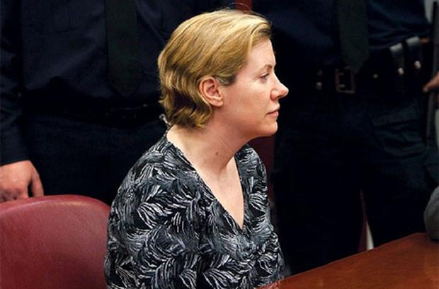 Anna Gristina appears in State Supreme Court in New York