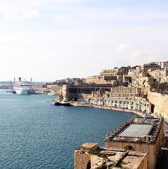 A 65-year-old Irish tourist has drowned on the island of Malta.