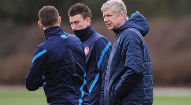 Arsene Wenger endured a rocky start to the season. Photo: Getty Images