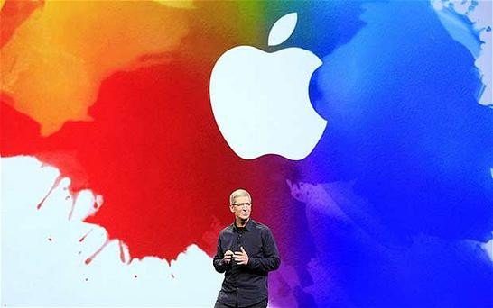 Apple launched its third generation iPad earlier this year. Photo: AP