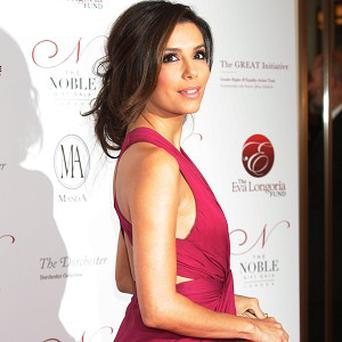 Eva Longoria is said to be in talks for a new romantic comedy