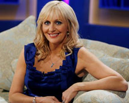 RTE STAR Miriam O'Callaghan revealed last night how she was terrorised by people who sent her messages saying they hoped that she and her children would die.