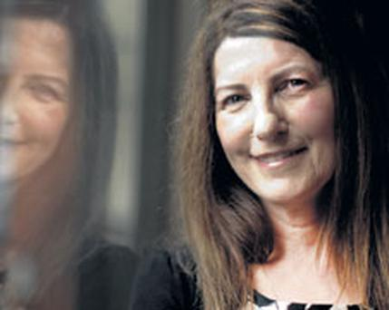 VOICES: Mystic Lorna Byrne claims she has been seeing angels since she was a toddler. Photo: David Conachy