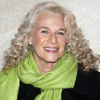 Carole King is keen to write another book