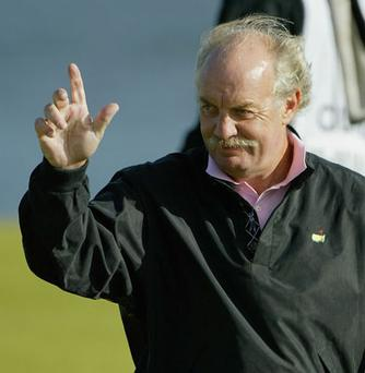 Dermot Desmond. Photo: Getty Images