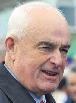 Former Fianna Fail TD and junior Agriculture Minister Ned O'Keeffe