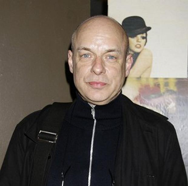 Brian Eno won the Bafta for his work on Channel 4's Top Boy