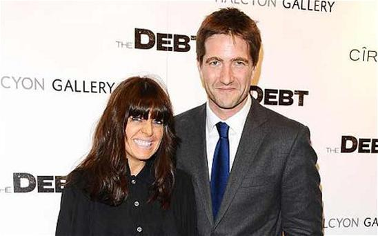 Claudia Winkleman is married to Kris Thykier, the film producer