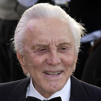 Kirk Douglas is releasing an e-book next month