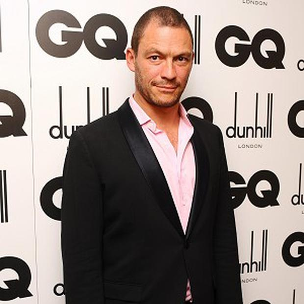 Dominic West is planning to make a film of his daughter's favourite book