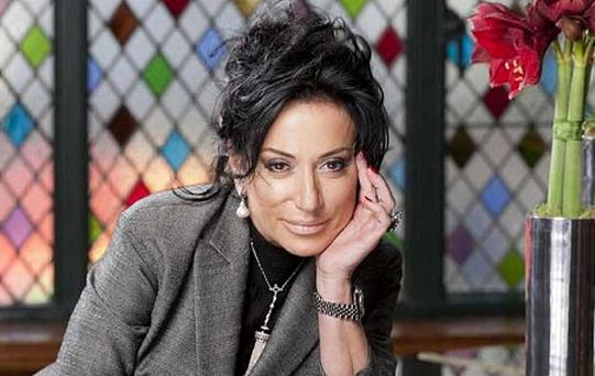 Nancy Dell'Olio hopes to be a guest presenter on the BBC's Have I Got News For You