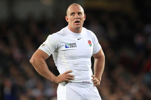 Mike Tindall has been fined £25,000 and removed from England's elite player squad following events in Queenstown during the World Cup. Photo: PA