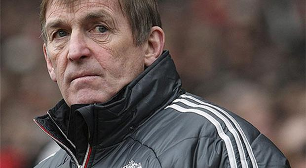 Dethroned: 'King Kenny' could not recreate the glory years at Liverpool Photo: Getty Images