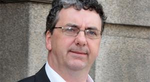 Independent Donegal South West TD Thomas Pringle. Photo: Tom Burke