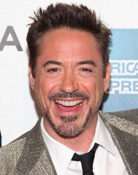 Robert Downey Jr. Photo: Getty Images