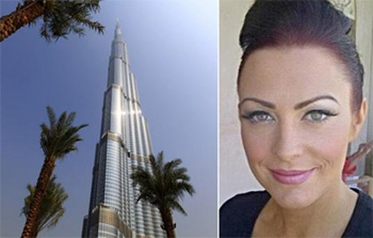 Rebecca Blake faces up to three years in jail for allegedly having sex in a taxi in Dubai while she was drunk