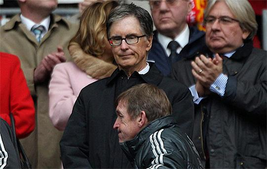 Liverpoool owner John W Henry called time on Kenny Dalglish's second stint as manger of the club