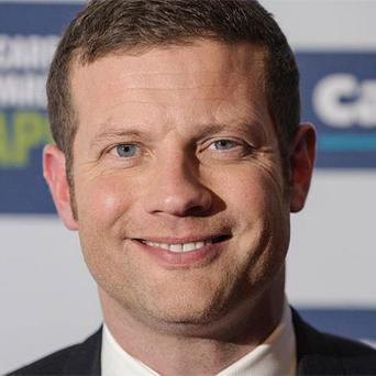 Dermot O'Leary: back for another series of the X Factor. Photo: PA