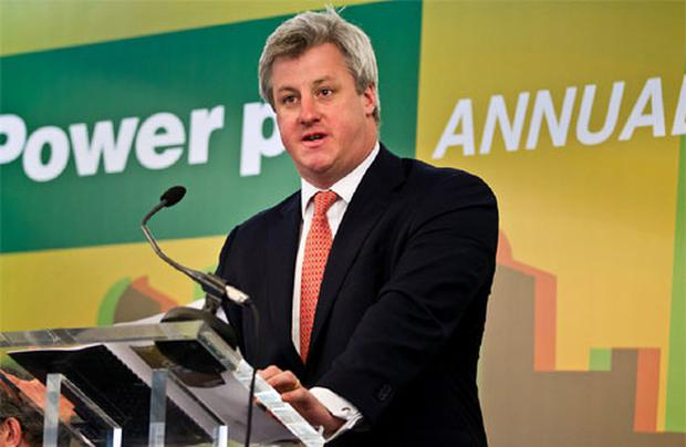 CEO Patrick Kennedy of Paddy Power.