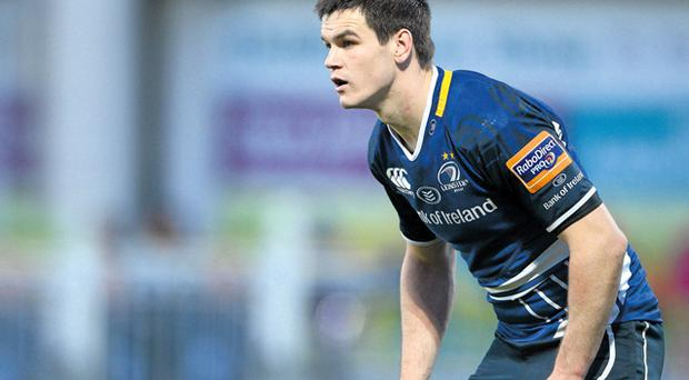 Leinster star Jonathan Sexton turns 27 in July and is approaching his professional peak