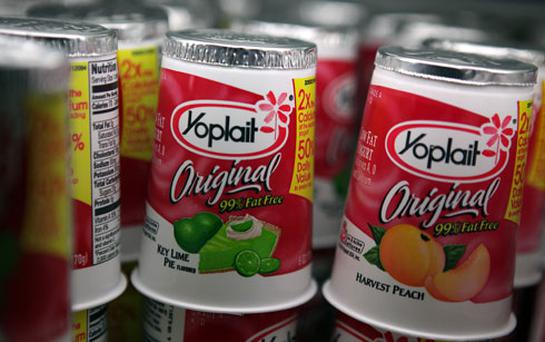Yoplait yogurt in a small corner of Co Wexford is to come to an end. Photo: Getty Images