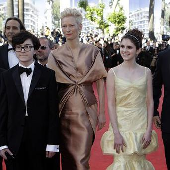 Jared Gilman and Kara Hayward worked with stars such as Tilda Swinton, Edward Norton and Bruce Willis