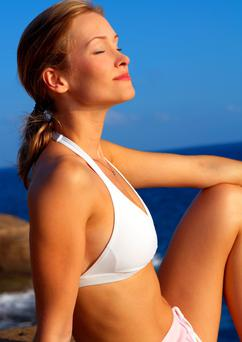 Our body creates most of our vitamin D from direct sunlight on our skin