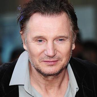 Liam Neeson is to star in A Walk Among The Tombstones
