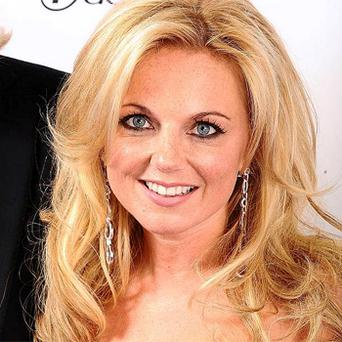Geri Halliwell who is to return as a guest judge for the X Factor when auditions begin on Wednesday. Photo: PA