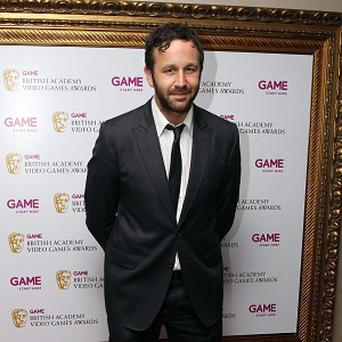 Chris O'Dowd plays a police officer in Bridesmaids